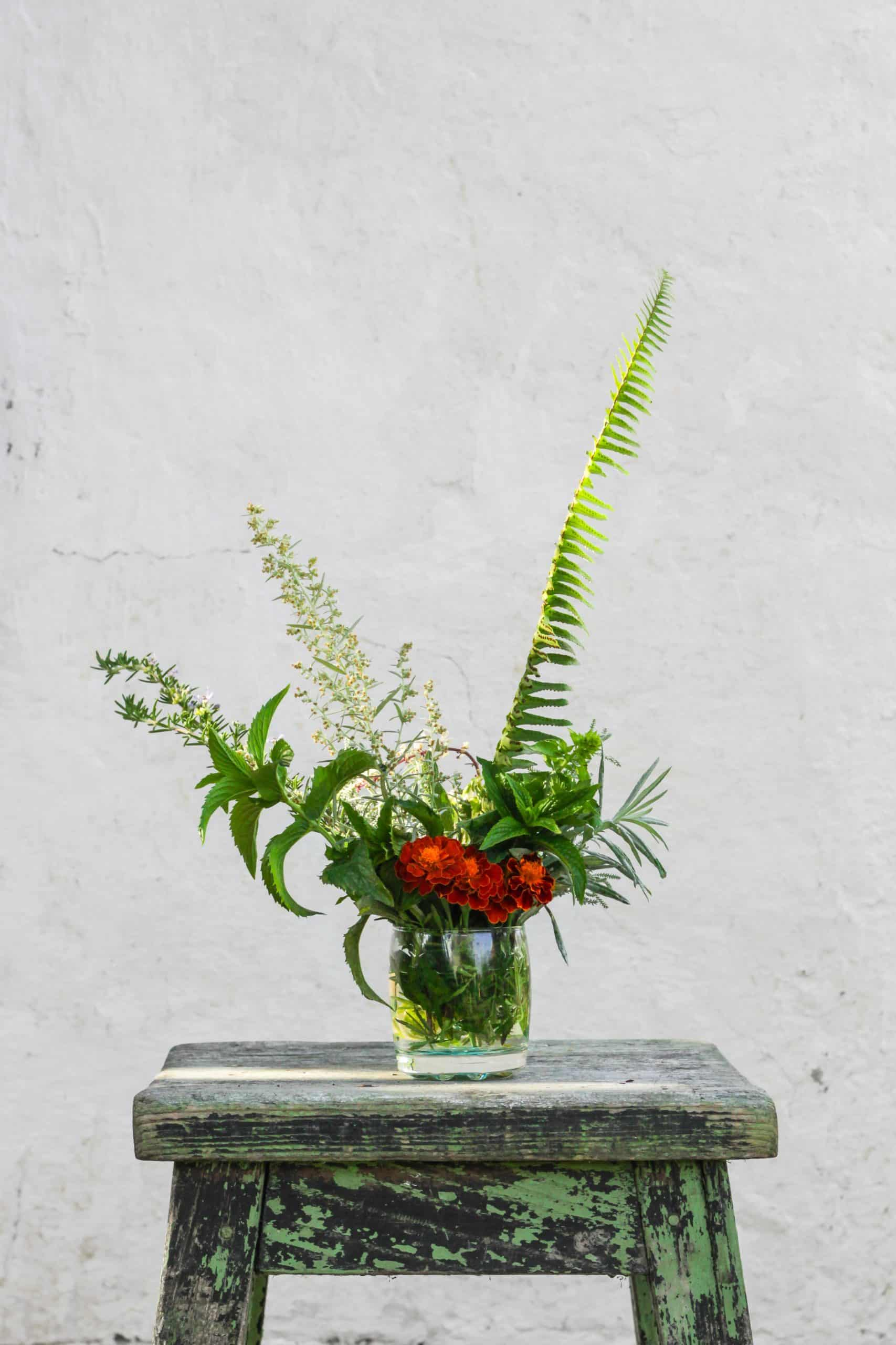 Turn Your Love Towards Flowers Into A Design Studio
