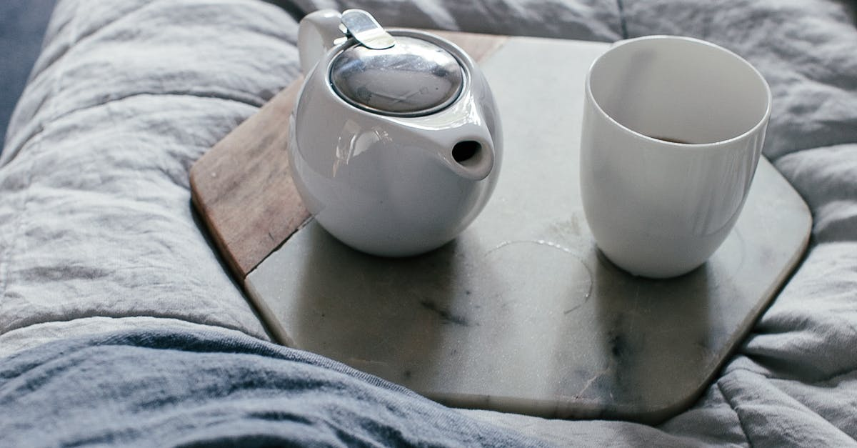 A close up of a coffee cup sitting on a table